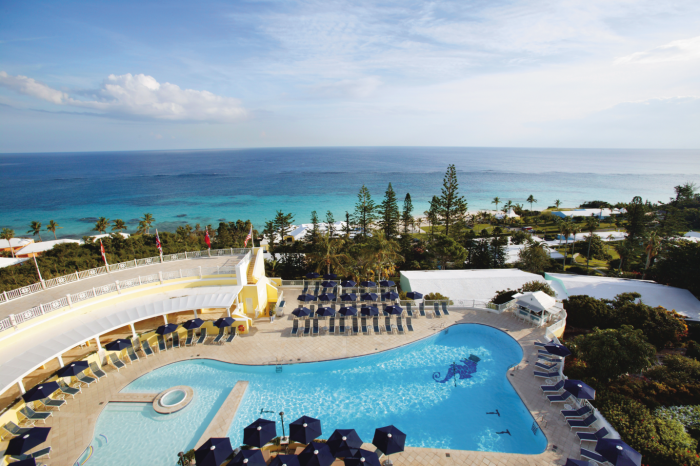 Mandarin Oriental Bermuda, Elbow Beach - Pool