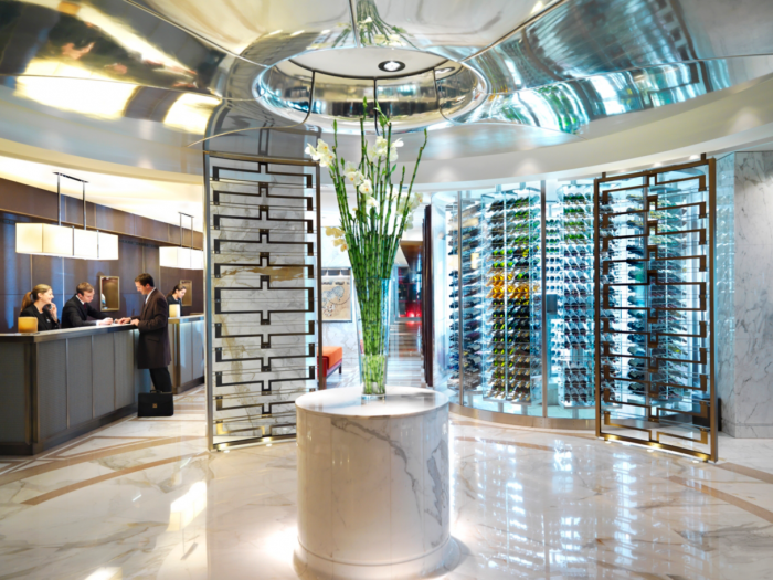 Mandarin Oriental Geneva - Lobby