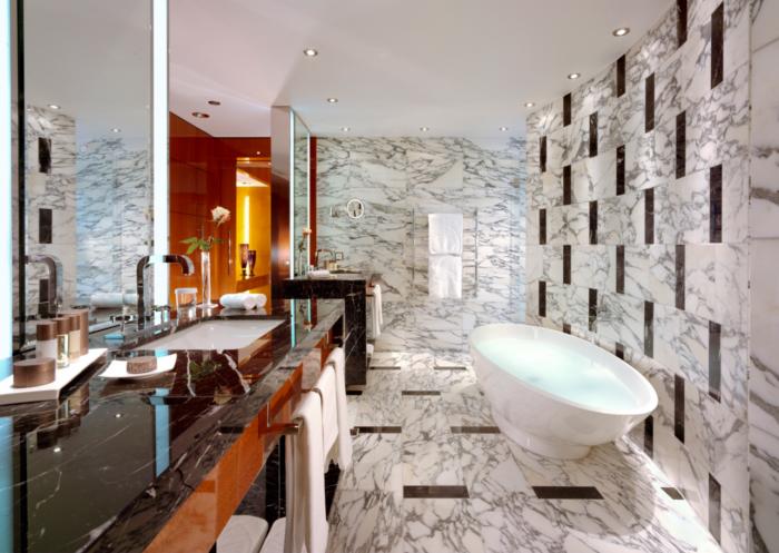 Mandarin Oriental Geneva - Oriental Suite Bathroom