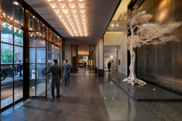 Mandarin Oriental Guangzhou - Lobby