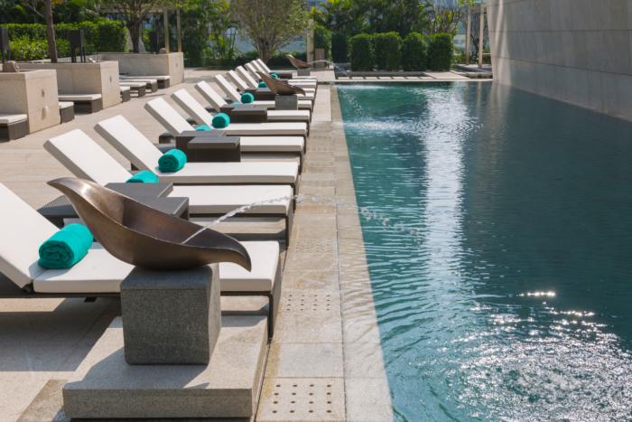 Mandarin Oriental Guangzhou - Pool