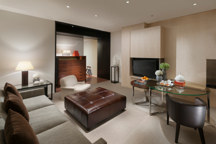 Mandarin Oriental Guangzhou - Premier Suite