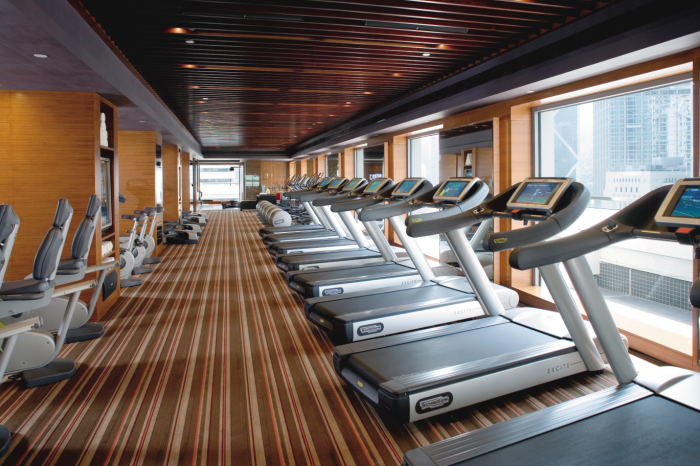 Mandarin Oriental Hong Kong - Fitness Center
