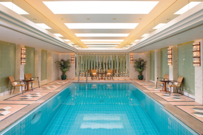 Mandarin Oriental Hong Kong - Pool