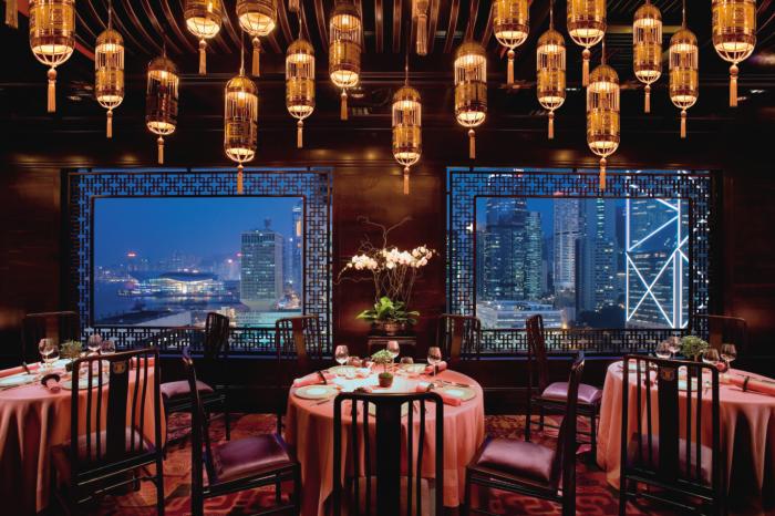 Mandarin Oriental Hong Kong - Restaurant