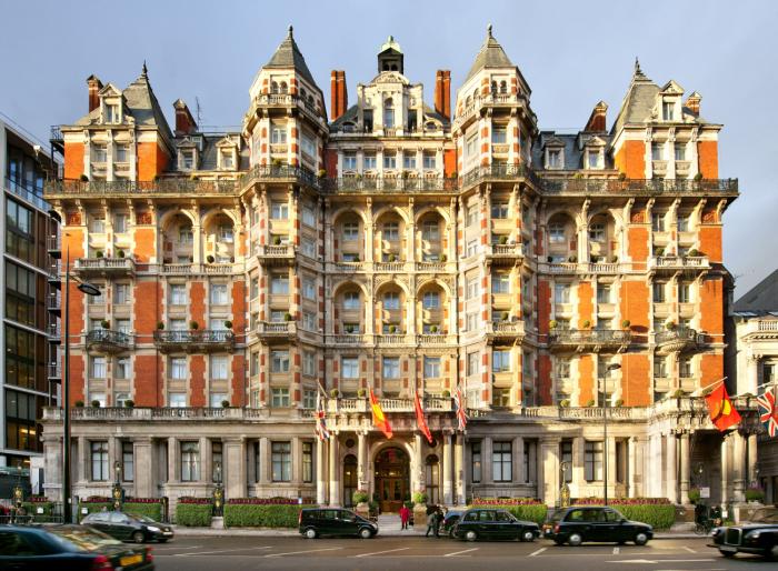 Mandarin Oriental Hyde Park, London - Exterior