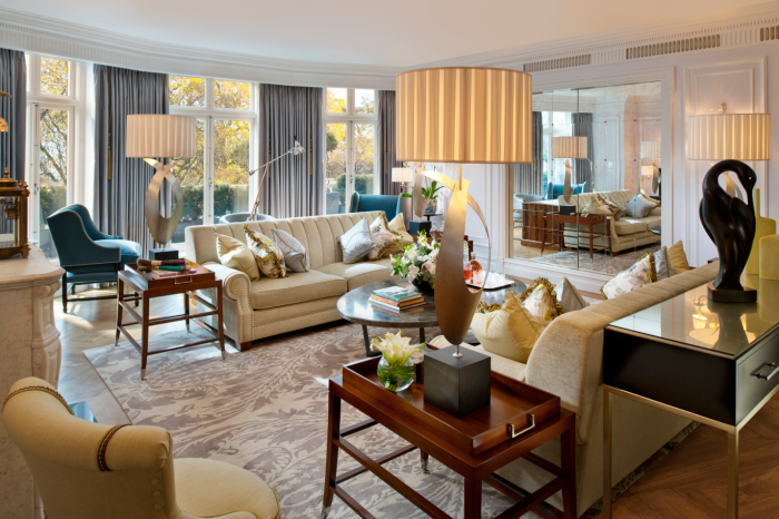 Mandarin Oriental Hyde Park, London - Royal Suite