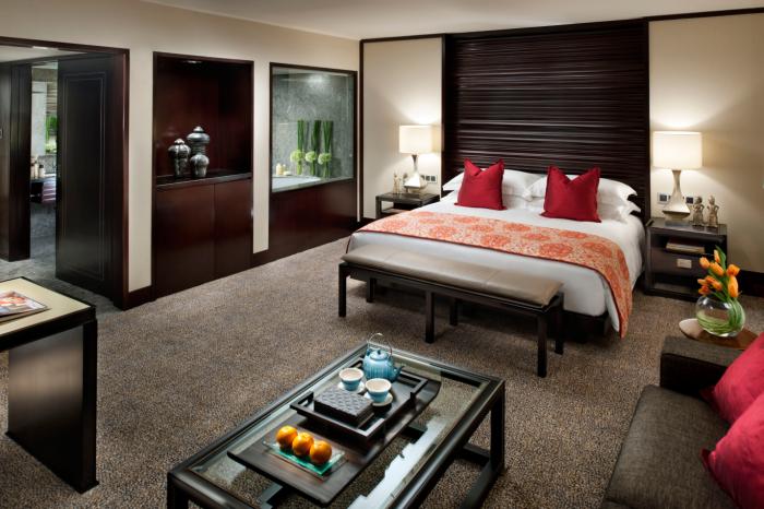 Mandarin Oriental Jakarta - Dekuxe Room