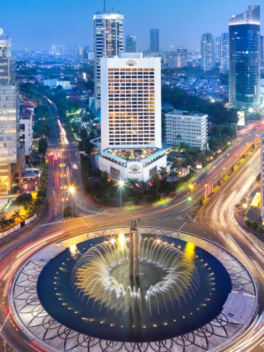 Mandarin Oriental Jakarta - Exterior