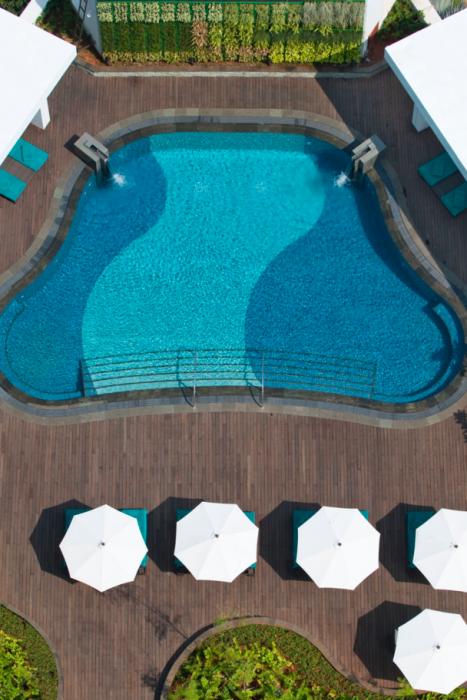 Mandarin Oriental Jakarta - Pool