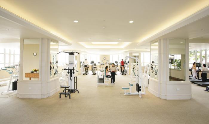 Mandarin Oriental Kuala Lumpur - Gym