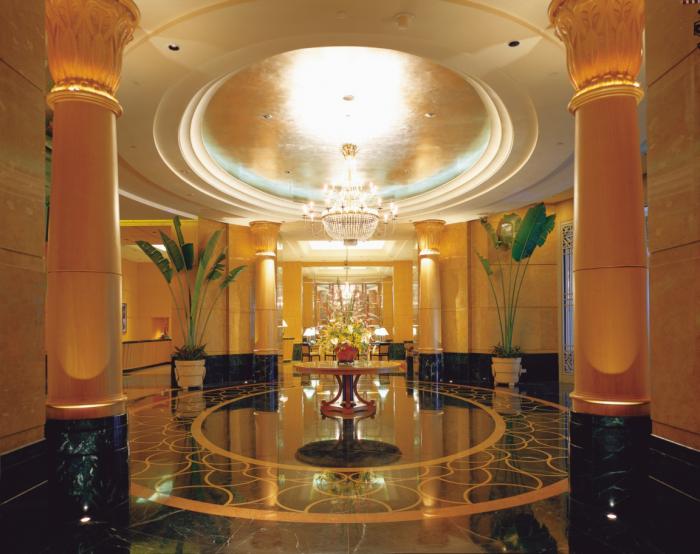 Mandarin Oriental Kuala Lumpur - Lobby