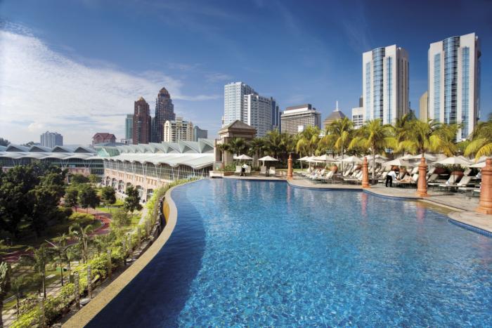 Mandarin Oriental Kuala Lumpur - Pool
