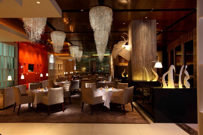 Mandarin Oriental Kuala Lumpur - Restaurant