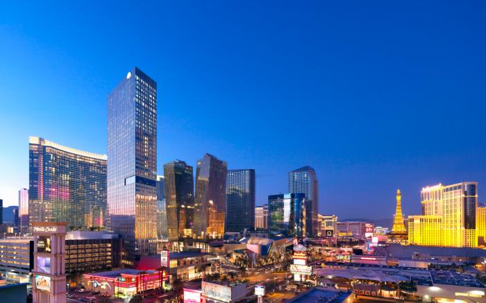Mandarin Oriental Las Vegas - Exterior