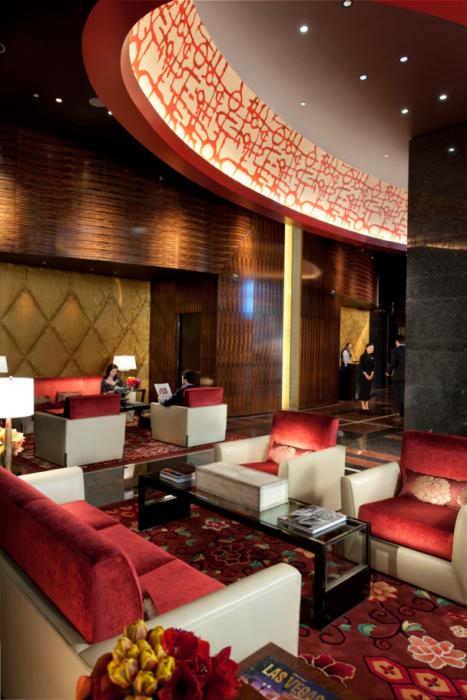Mandarin Oriental Las Vegas - Lobby
