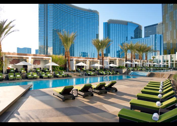 Mandarin Oriental Las Vegas - Pool