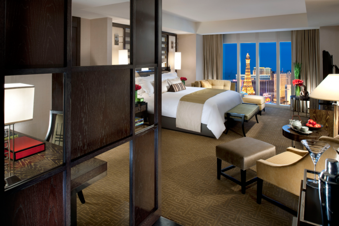Mandarin Oriental Las Vegas - Premier Room