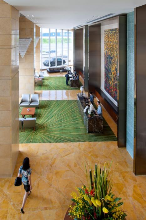 Mandarin Oriental Macau - Lobby