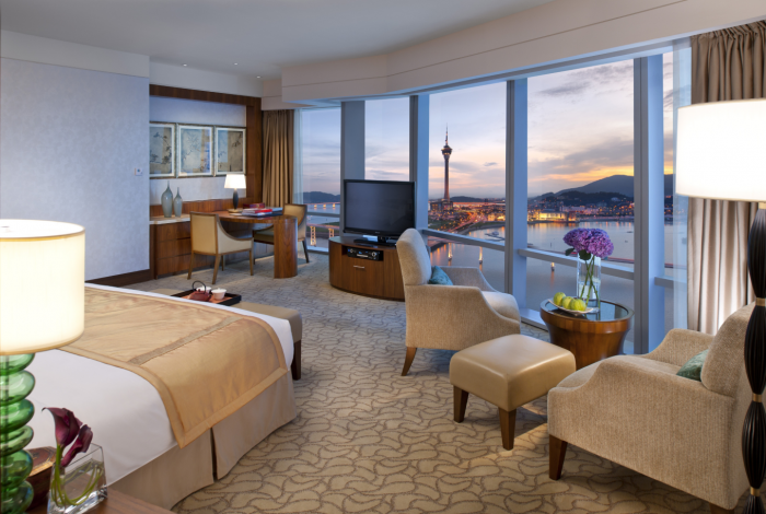 Mandarin Oriental Macau - Premier Room