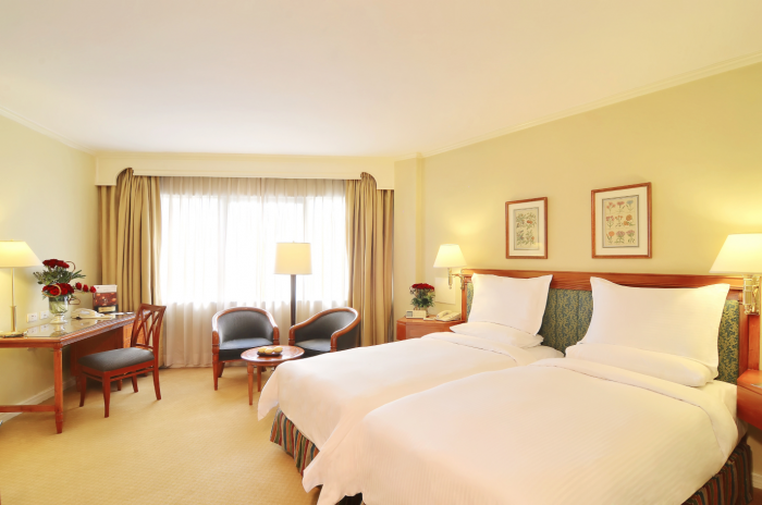 Mandarin Oriental Manila - Deluxe Room