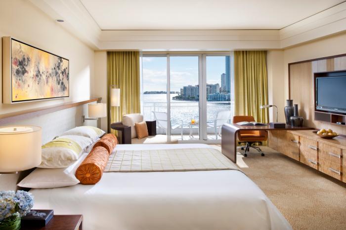 Mandarin Oriental Miami - Deluxe Room