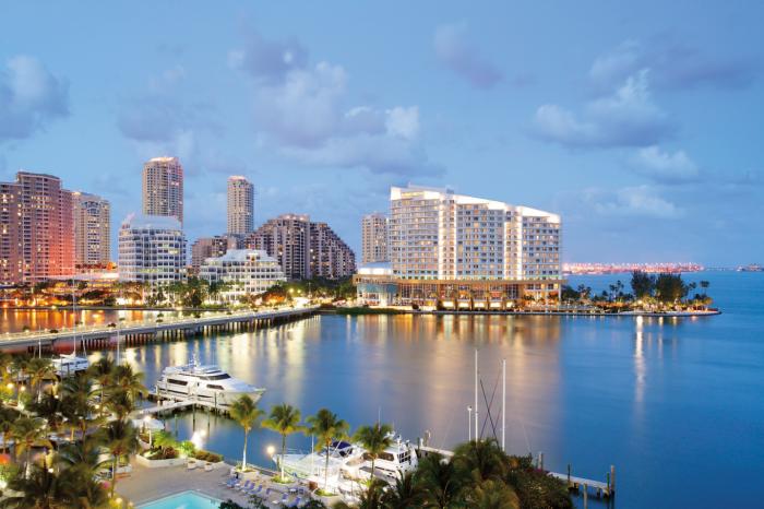 Mandarin Oriental Miami - Exterior