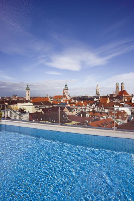 Mandarin Oriental Munich - Pool