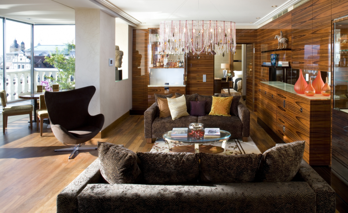 Mandarin Oriental Munich - Presidential Suite