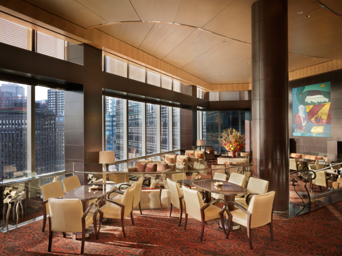 Mandarin Oriental New York - Lounge