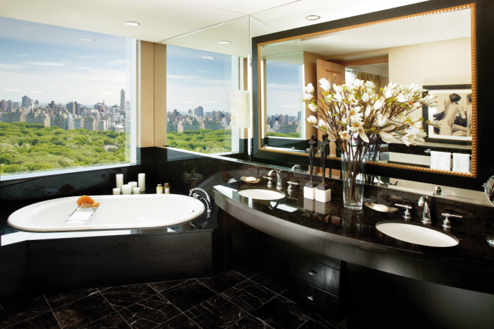 Mandarin Oriental New York - Oriental Suite Bathroom