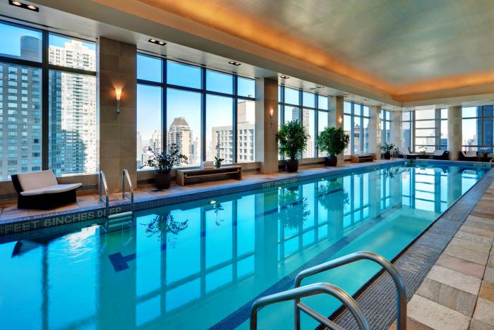 Mandarin Oriental New York - Pool