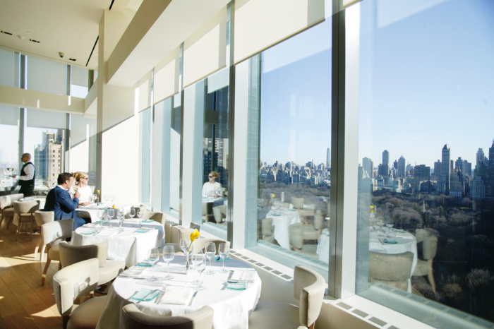 Mandarin Oriental New York - Restaurant