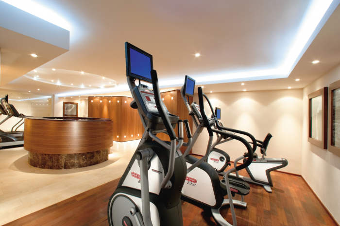 Mandarin Oriental Prague - Fitness Center