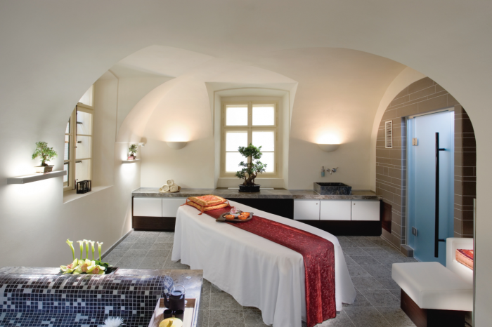 Mandarin Oriental Prague - Spa
