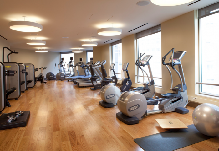 Mandarin Oriental San Francisco - Fitness Center
