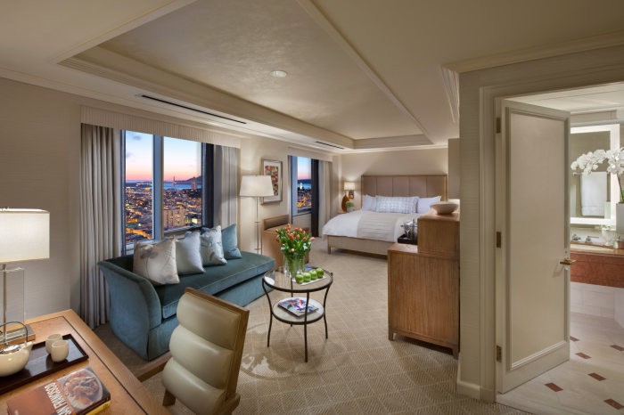 Mandarin Oriental San Francisco - King Room