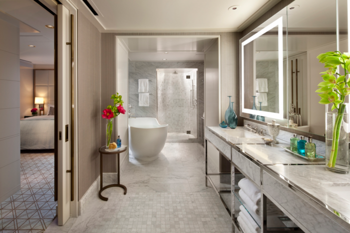 Mandarin Oriental San Francisco - Oriental Suite Bathroom