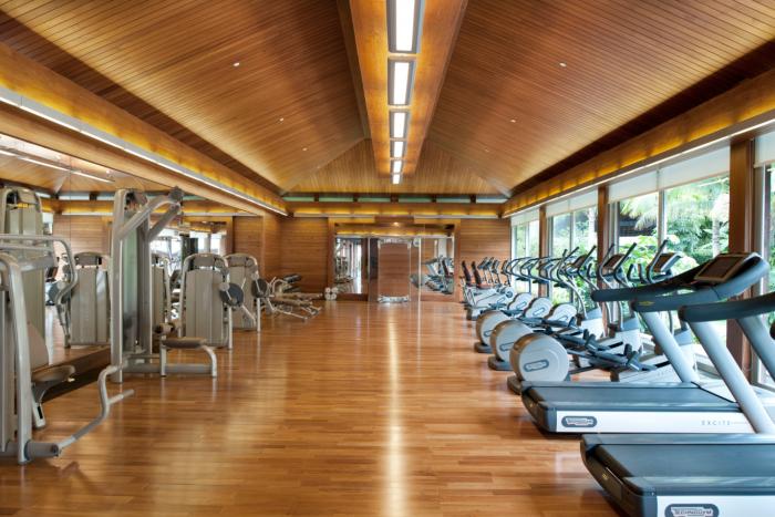 Mandarin Oriental Sanya - Fitness Center