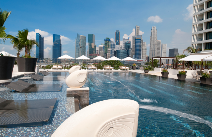 Mandarin Oriental Singapore - Pool
