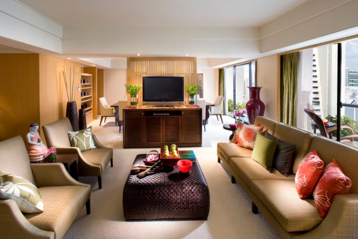 Mandarin Oriental Singapore - Presidential Suite