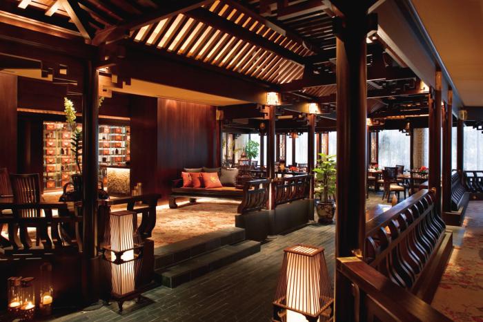 Mandarin Oriental Singapore - Restaurant