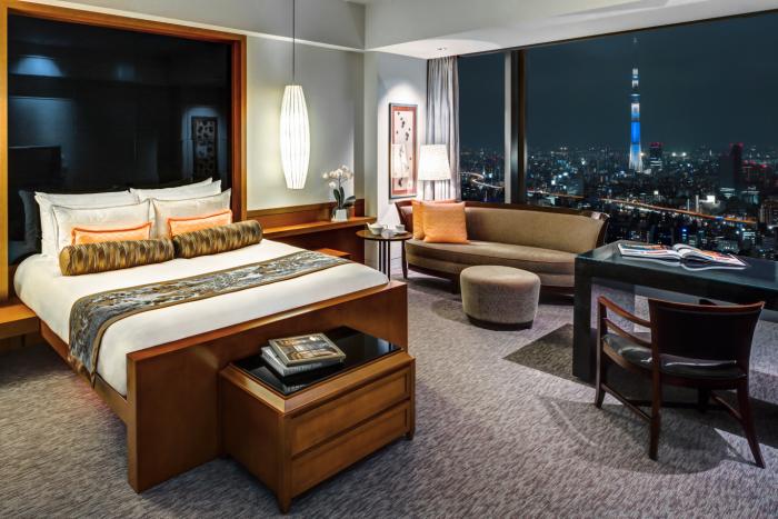 Mandarin Oriental Tokyo - Deluxe Room