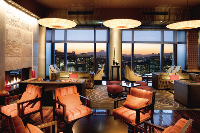 Mandarin Oriental Tokyo - Lounge