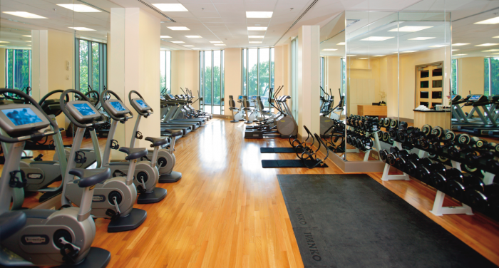 Mandarin Oriental Washington DC - Gym