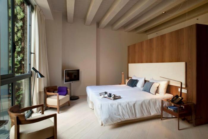 Mercer Hotel Barcelona - Deluxe Room