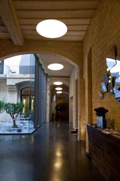 Mercer Hotel Barcelona - Lobby