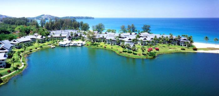 Outrigger Laguna Phuket Beach Resort - Exterior