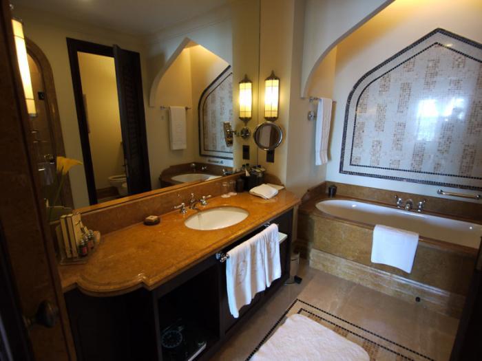 Shangri-La Qaryat Al Beri - Abu Dhabi - Bathroom