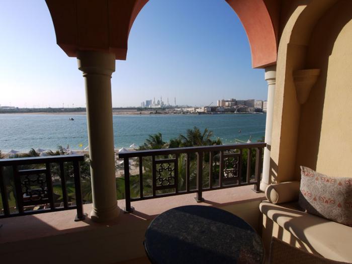 Shangri-La Qaryat Al Beri - Abu Dhabi - Balcony View